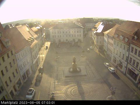 Die Webcam in Hedersleben.
